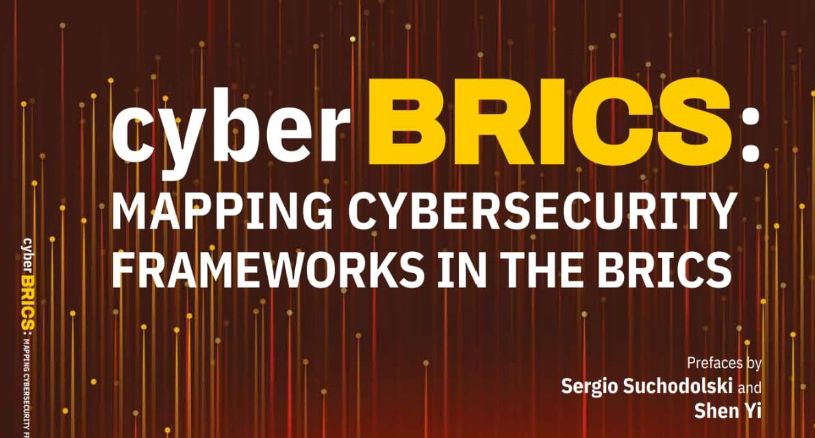 CyberBRICS: Mapping cybersecurity frameworks in the BRICS Book