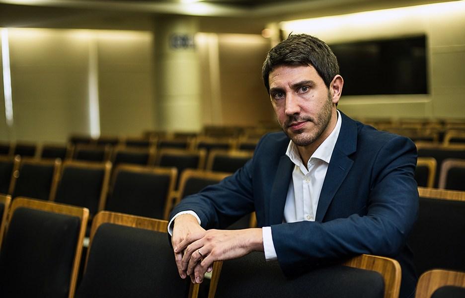 Professor Luca Belli
