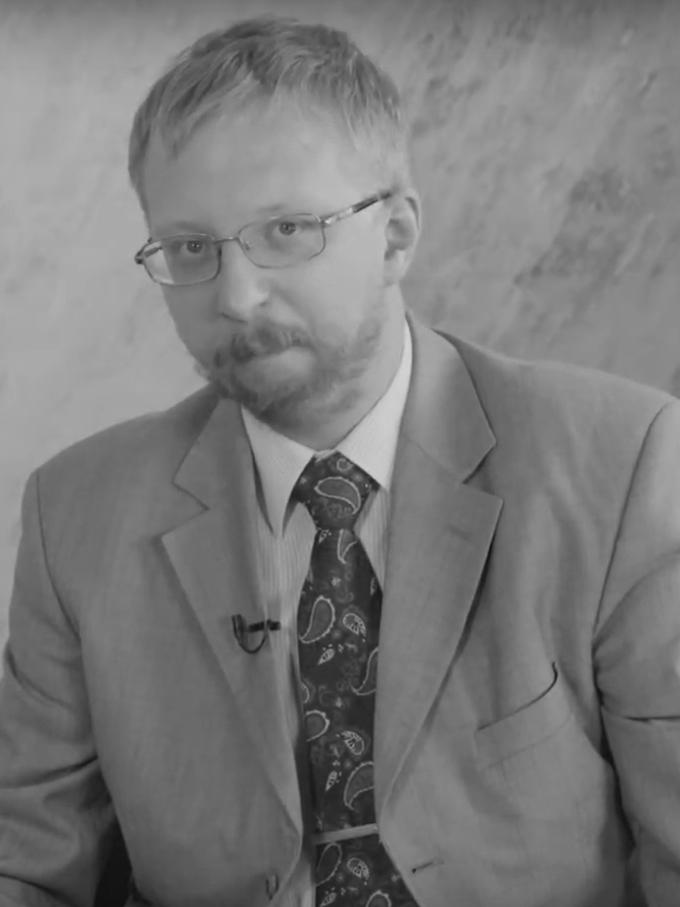 Dr. Andrey Shcherbovich